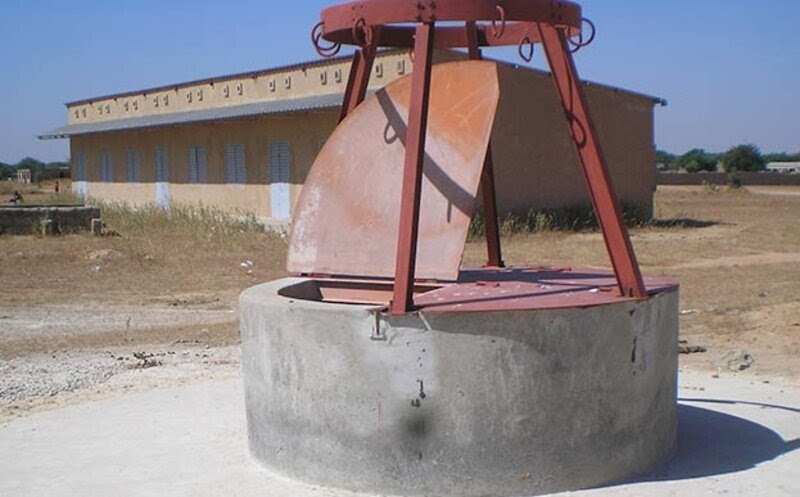 Construction de puits