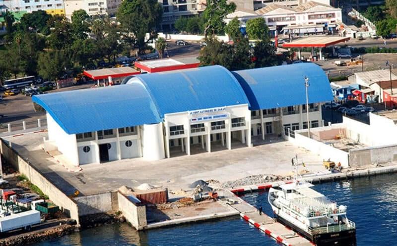 Construction de port autonome CDE