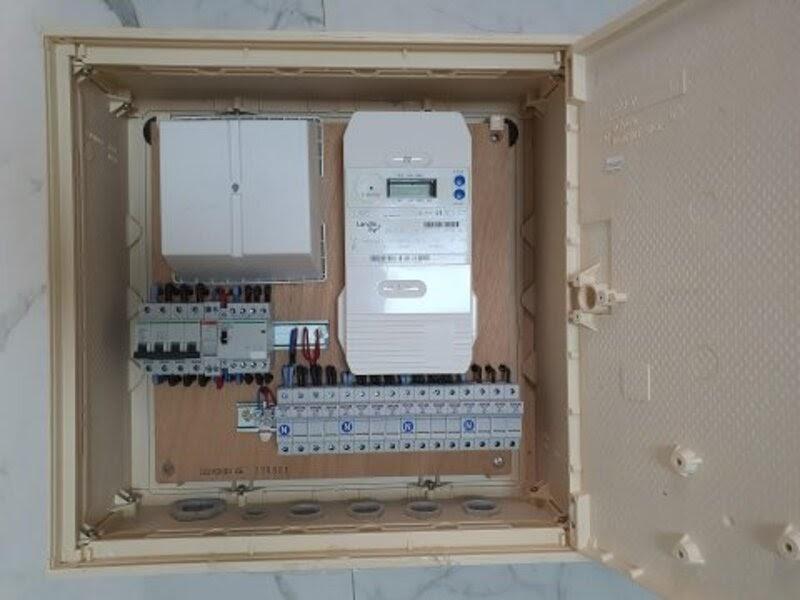 Coffret électrique ElecPlus