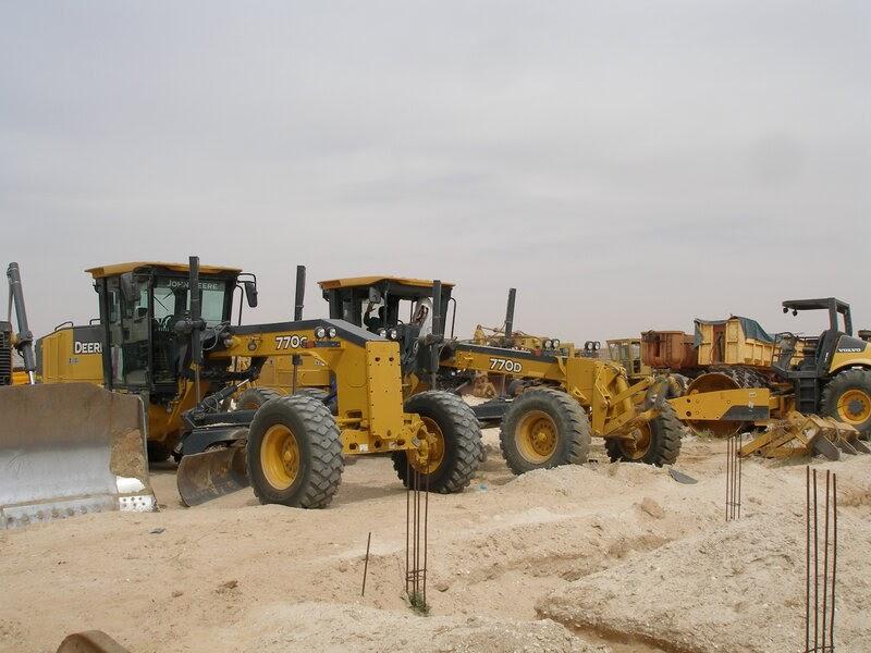 Engins de chantier Wedaddy Group
