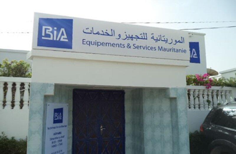 Equipements & Services Mauritanie, bureau de BIA à Nouakchott ESM