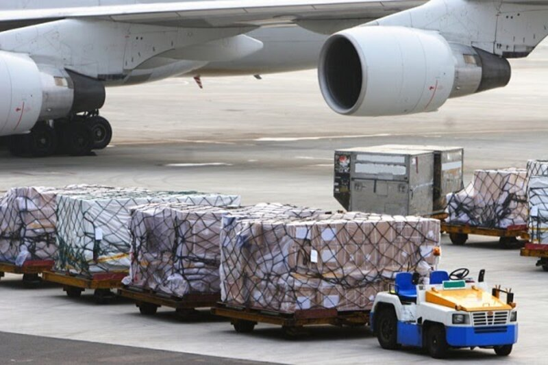 Fret aérien Get Shipping