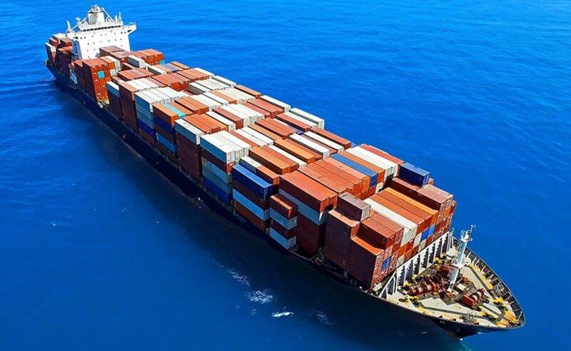 Fret maritime conteneurisé Get Shipping