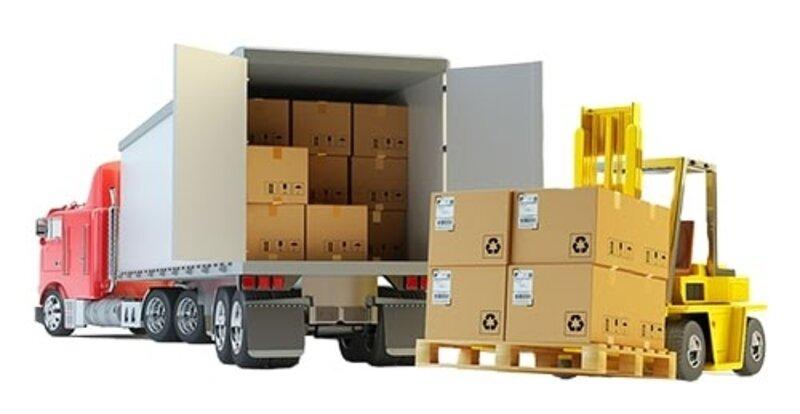 Fret terrestre par remorque standard Get Shipping