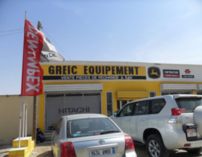 GREIC Equipement Wedaddy Group