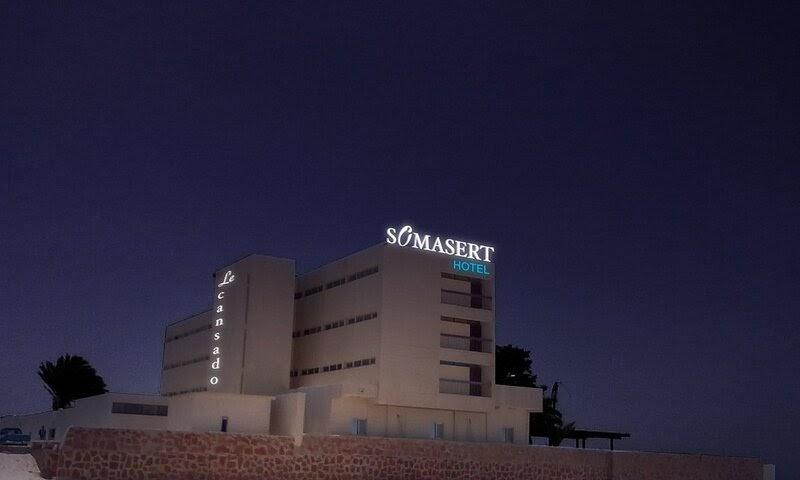 Hôtel Le Cansado Somasert