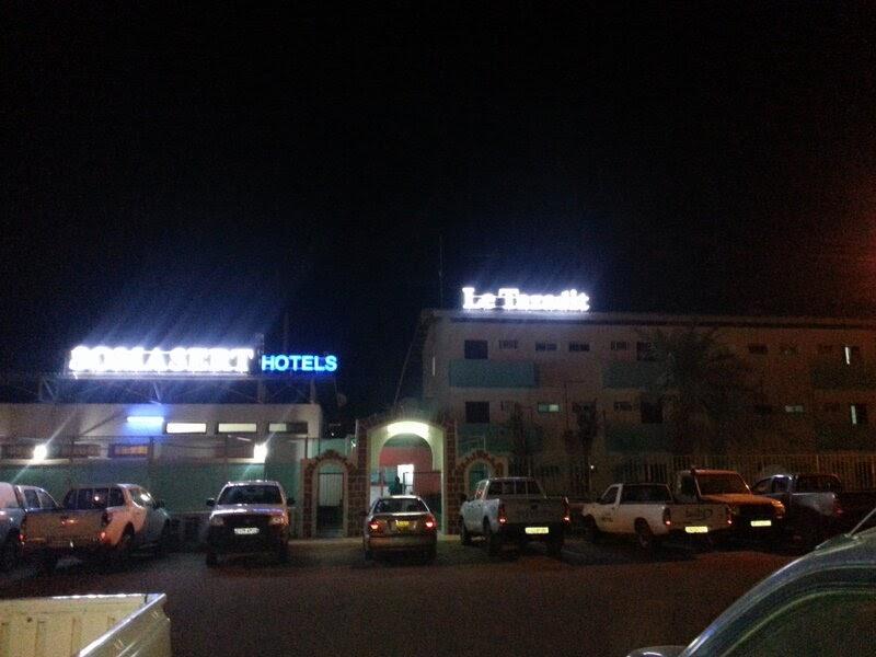 Hôtel Le Tazadit Somasert