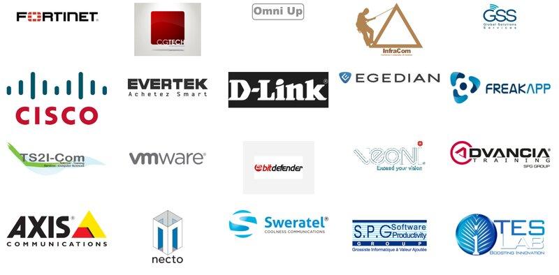 Les partenaires de MDSCRESOFT Group