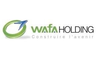 Logo Wafa Holding