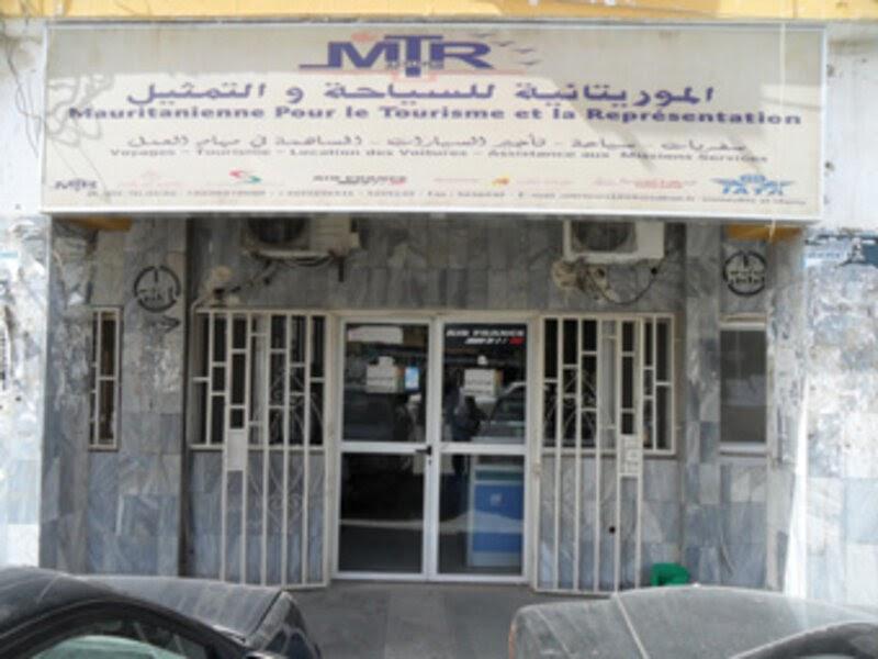MTR Mauritanienne pour le Tourisme et la Représentation Wedaddy Group