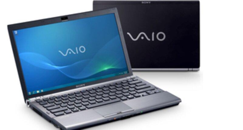 L'ordinateur portable VGN-Z51WG/B de Vaio CDI
