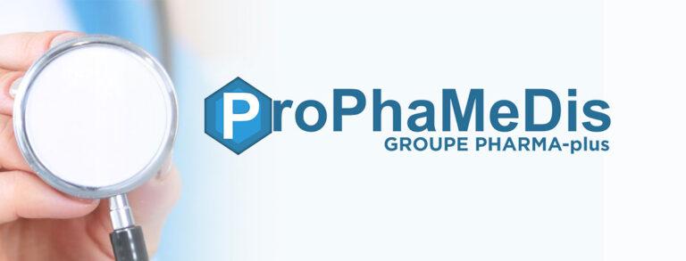 Logo prophamedis
