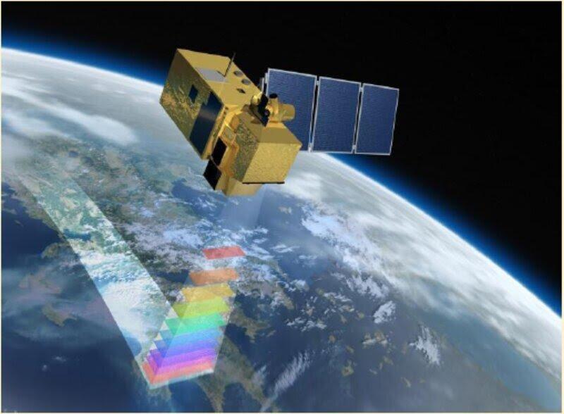 Prospection géologique par image satellite Mart sarl