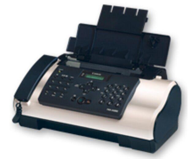 Le télécopieur FAX-JX200