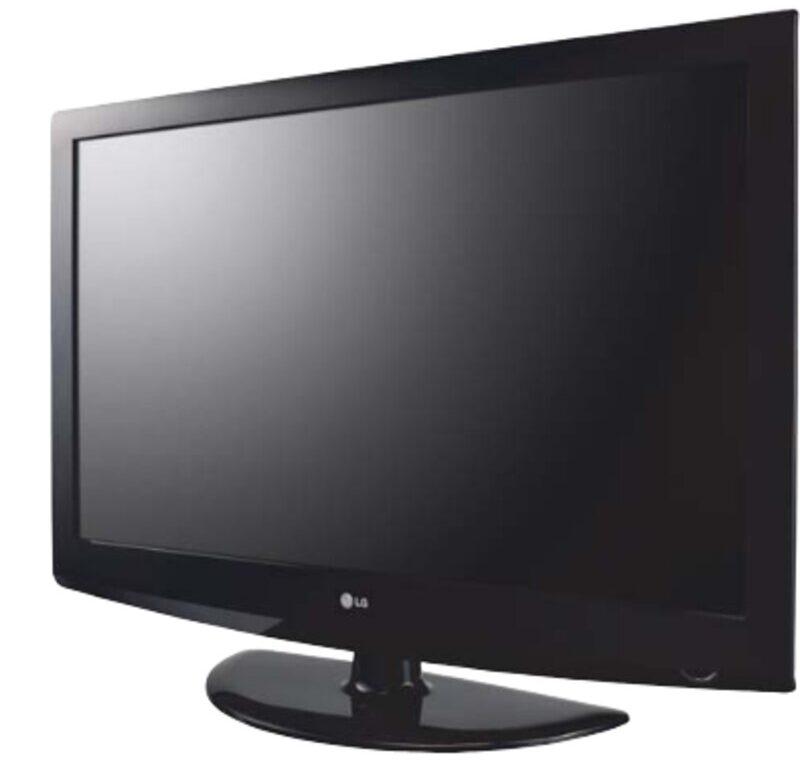 Une télévision 42LG3500 de LG