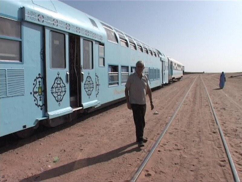 Le Train du Désert Somasert